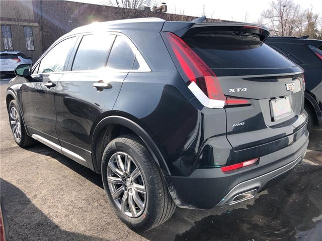 2019 Cadillac XT4 Premium Luxury (Stk: 170262) in Markham - Image 2 of 5