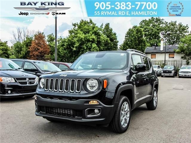 2018 Jeep Renegade North (Stk: 187736) in Hamilton - Image 1 of 13