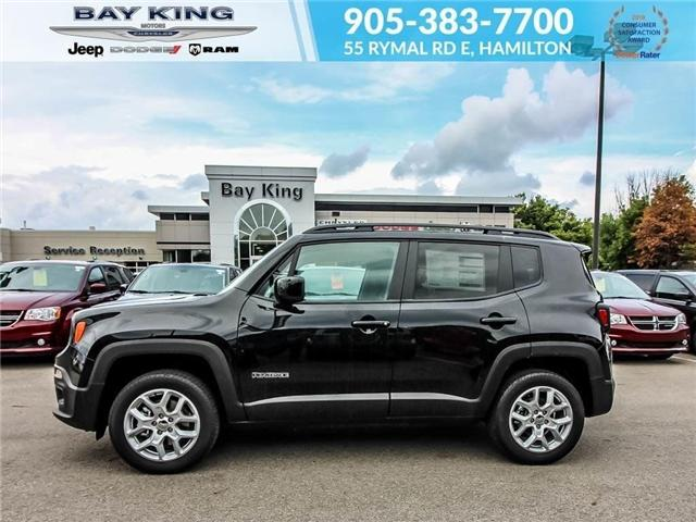 2018 Jeep Renegade North (Stk: 187736) in Hamilton - Image 4 of 13