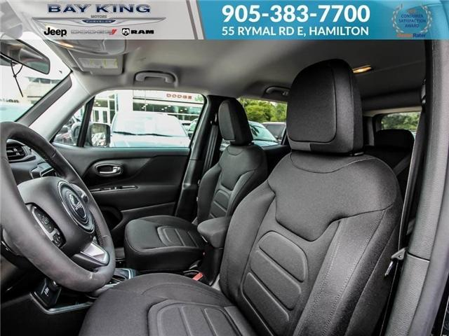 2018 Jeep Renegade North (Stk: 187736) in Hamilton - Image 6 of 13
