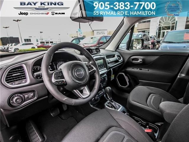 2018 Jeep Renegade North (Stk: 187736) in Hamilton - Image 7 of 13