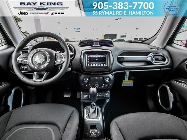 2018 Jeep Renegade North (Stk: 187736) in Hamilton - Image 9 of 13