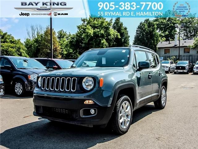 2018 Jeep Renegade North (Stk: 187733) in Hamilton - Image 1 of 18