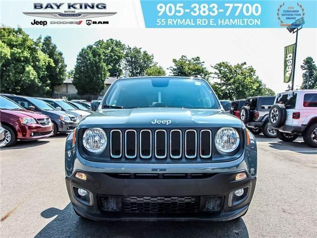 2018 Jeep Renegade North (Stk: 187733) in Hamilton - Image 2 of 18