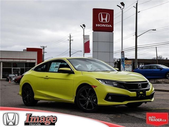 2019 Honda Civic Sport (Stk: 9C409) in Hamilton - Image 1 of 16