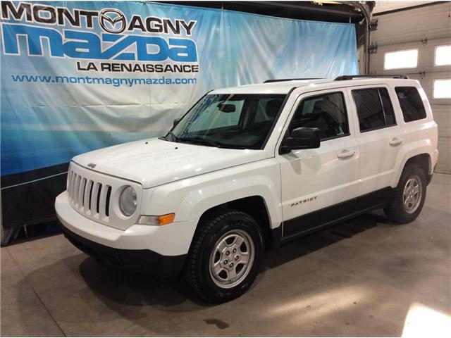 2012 Jeep Patriot Sport/North (Stk: 18247A) in Montmagny - Image 1 of 22