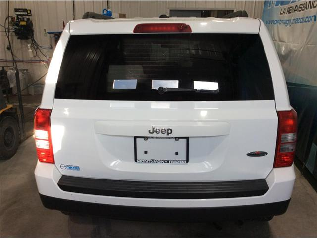 2012 Jeep Patriot Sport/North (Stk: 18247A) in Montmagny - Image 3 of 22