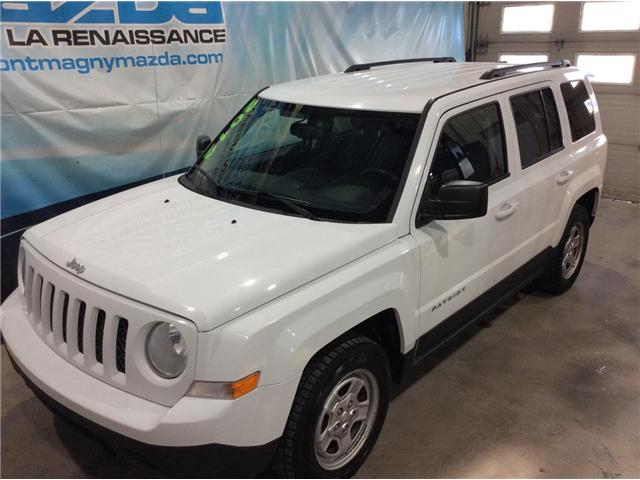2012 Jeep Patriot Sport/North (Stk: 18247A) in Montmagny - Image 5 of 22