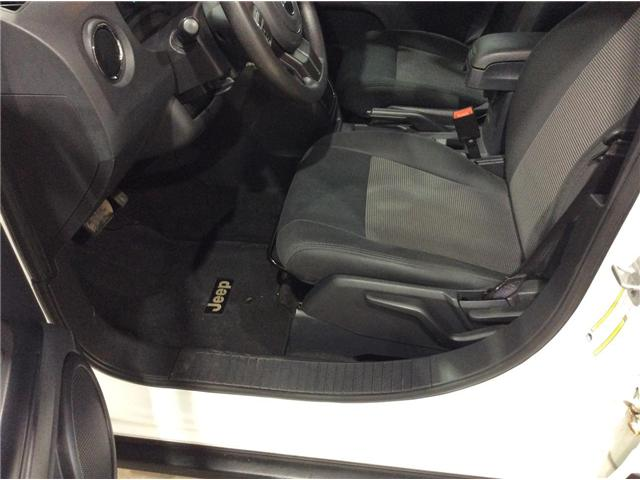 2012 Jeep Patriot Sport/North (Stk: 18247A) in Montmagny - Image 8 of 22