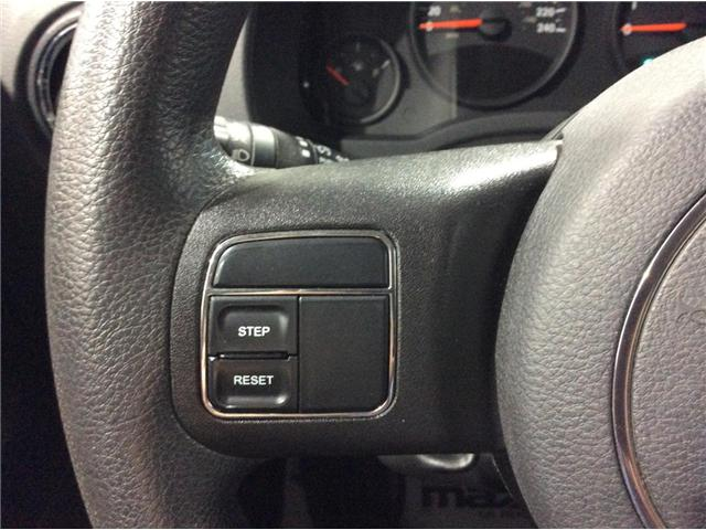 2012 Jeep Patriot Sport/North (Stk: 18247A) in Montmagny - Image 10 of 22