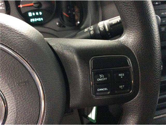 2012 Jeep Patriot Sport/North (Stk: 18247A) in Montmagny - Image 11 of 22