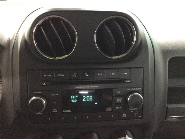 2012 Jeep Patriot Sport/North (Stk: 18247A) in Montmagny - Image 14 of 22