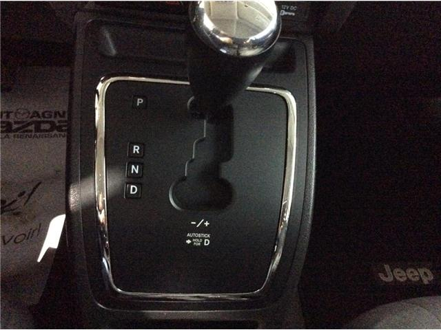 2012 Jeep Patriot Sport/North (Stk: 18247A) in Montmagny - Image 16 of 22