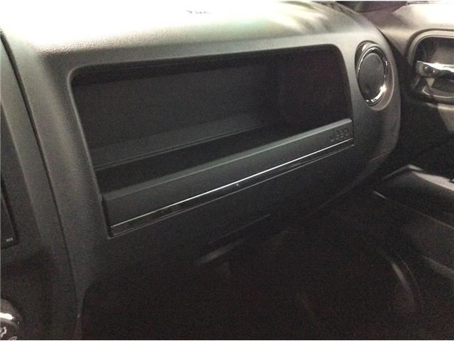 2012 Jeep Patriot Sport/North (Stk: 18247A) in Montmagny - Image 17 of 22