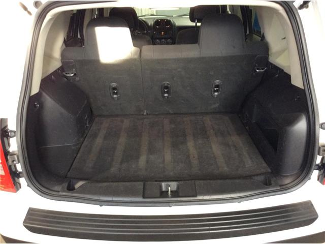 2012 Jeep Patriot Sport/North (Stk: 18247A) in Montmagny - Image 20 of 22