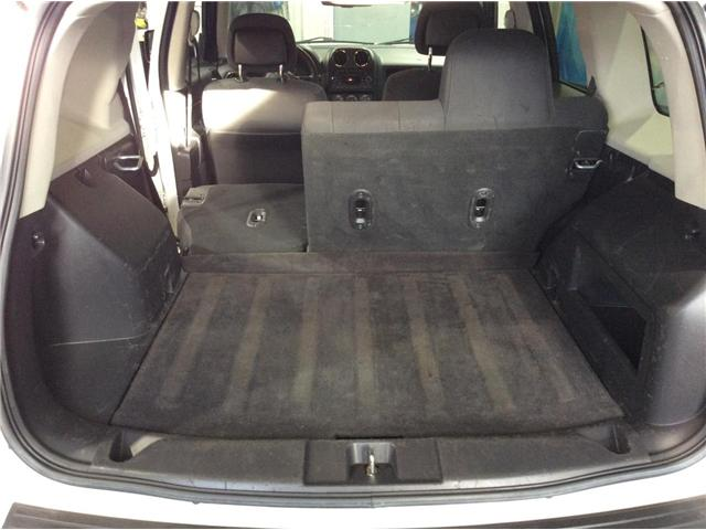 2012 Jeep Patriot Sport/North (Stk: 18247A) in Montmagny - Image 21 of 22