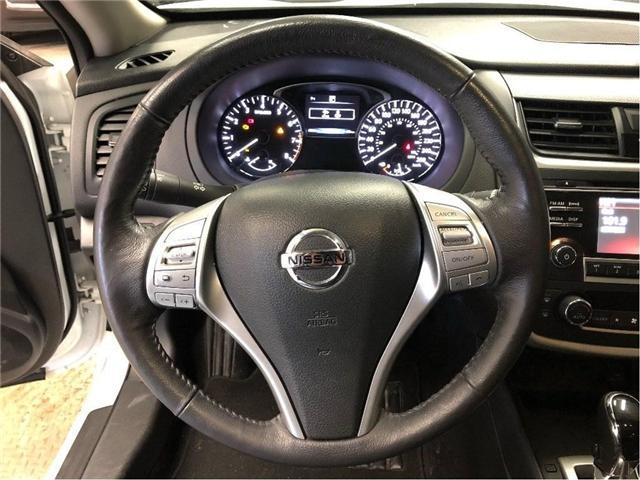 2017 Nissan Altima 2.5 SV (Stk: 351071) in NORTH BAY - Image 11 of 28