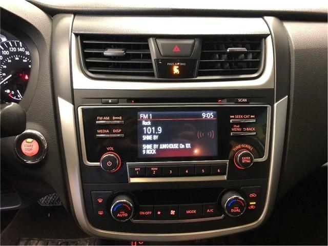 2017 Nissan Altima 2.5 SV (Stk: 351071) in NORTH BAY - Image 12 of 28