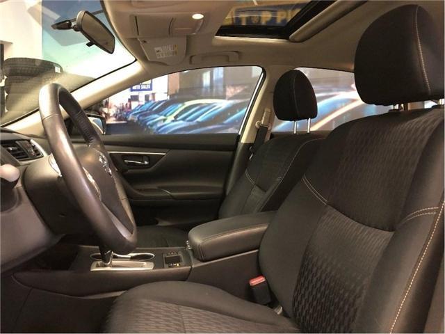 2017 Nissan Altima 2.5 SV (Stk: 351071) in NORTH BAY - Image 15 of 28