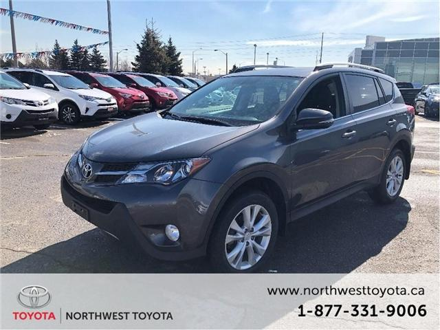 2015 Toyota RAV4 Limited (Stk: 323575P) in Brampton - Image 1 of 18