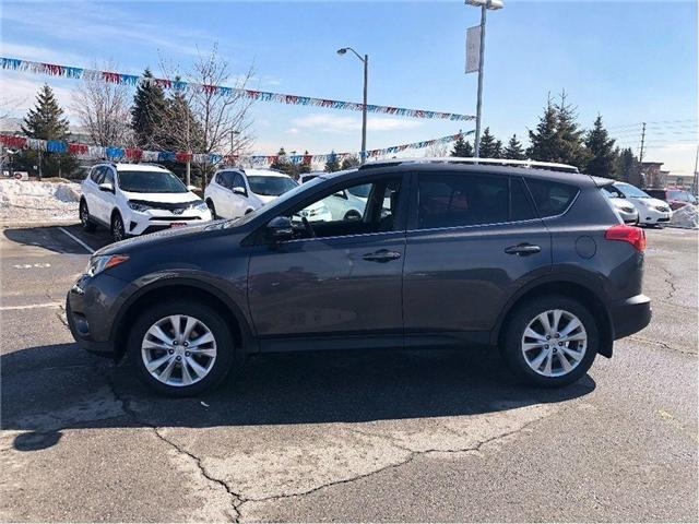 2015 Toyota RAV4 Limited (Stk: 323575P) in Brampton - Image 2 of 18