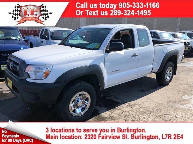 2013 Toyota Tacoma Base (Stk: 46312) in Burlington - Image 1 of 21