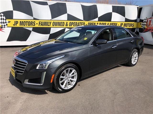 2017 Cadillac CTS 2.0L Turbo (Stk: 46466r) in Burlington - Image 2 of 22