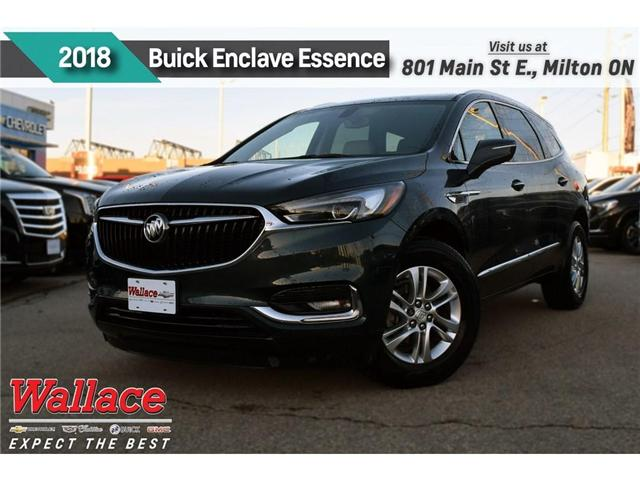 2018 Buick Enclave Essence/DEMO/DUAL SUNRF/HTD STS/TRAILR PKG/8 SCRN (Stk: 199362D) in Milton - Image 1 of 21