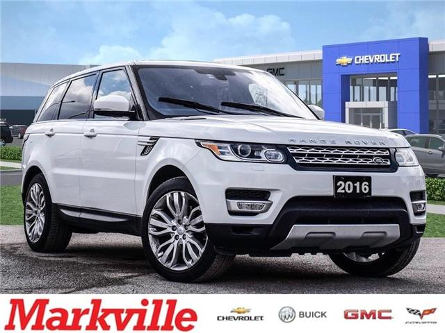 2016 Land Rover Range Rover SPO TD6 HSE (Stk: P6304) in Markham - Image 1 of 28