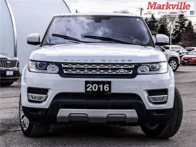 2016 Land Rover Range Rover SPO TD6 HSE (Stk: P6304) in Markham - Image 2 of 28