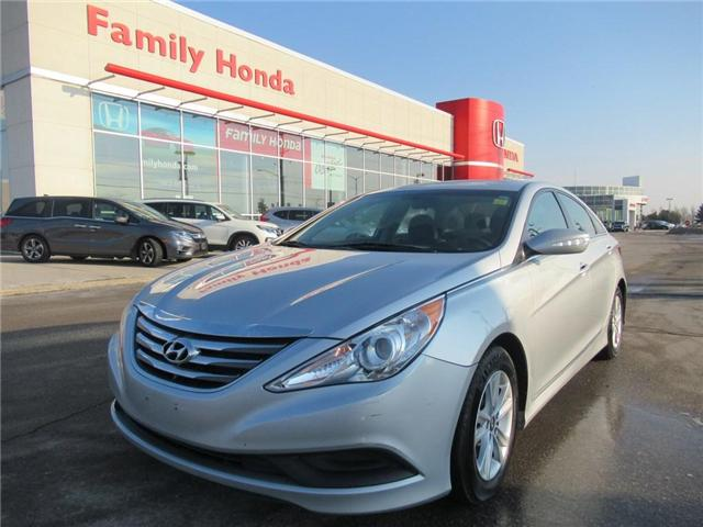 2014 Hyundai Sonata GL, HEATED SEATS, ECO MODE! (Stk: 9503356B) in Brampton - Image 1 of 27