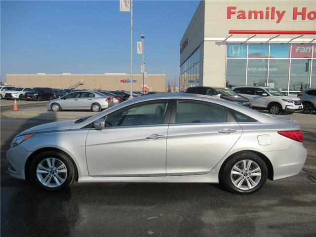 2014 Hyundai Sonata GL, HEATED SEATS, ECO MODE! (Stk: 9503356B) in Brampton - Image 2 of 27