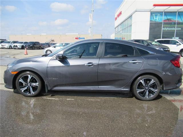 2017 Honda Civic Touring, FULLY LOADED! (Stk: 9102969A) in Brampton - Image 2 of 30