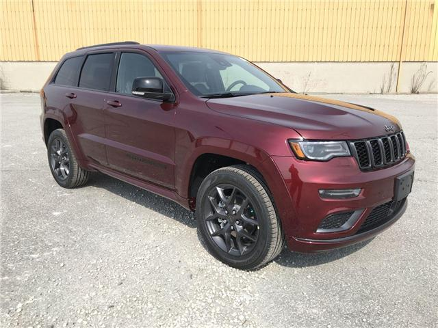 2019 Jeep Grand Cherokee Limited (Stk: 19860) in Windsor - Image 1 of 14