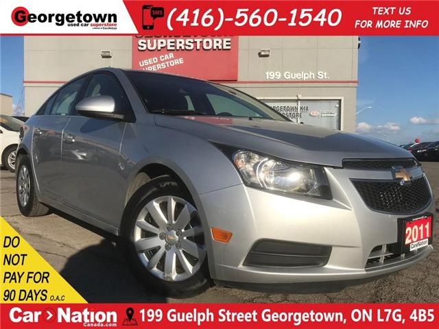 2011 Chevrolet Cruze LT Turbo | ONLY 110KM | PWR GROUP | CLEAN CARFAX (Stk: GSP112) in Georgetown - Image 1 of 24