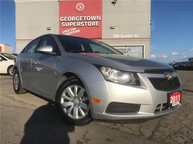 2011 Chevrolet Cruze LT Turbo | ONLY 110KM | PWR GROUP | CLEAN CARFAX (Stk: GSP112) in Georgetown - Image 2 of 24