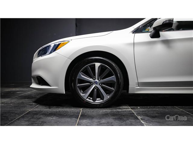 2017 Subaru Legacy 3.6R Limited (Stk: CJ19-92) in Kingston - Image 30 of 33