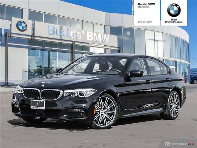 2019 BMW 540i xDrive (Stk: B89938) in Hamilton - Image 1 of 27