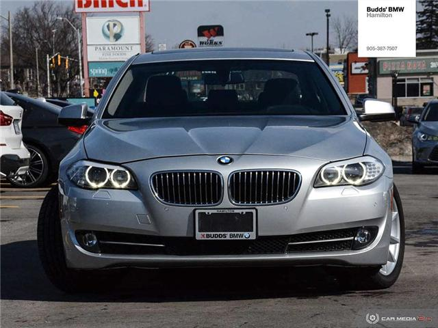 2013 BMW 535i xDrive (Stk: DH3144) in Hamilton - Image 2 of 27