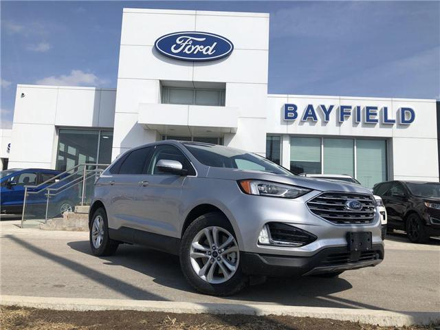 2019 Ford Edge SEL (Stk: ED19373) in Barrie - Image 1 of 30
