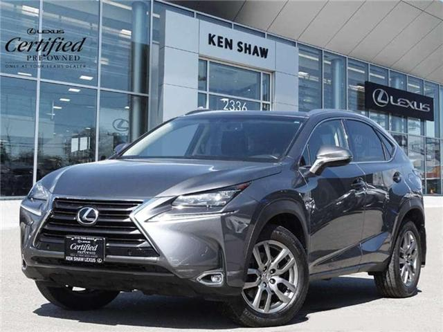 2017 Lexus NX 200t Base (Stk: 15978A) in Toronto - Image 1 of 20