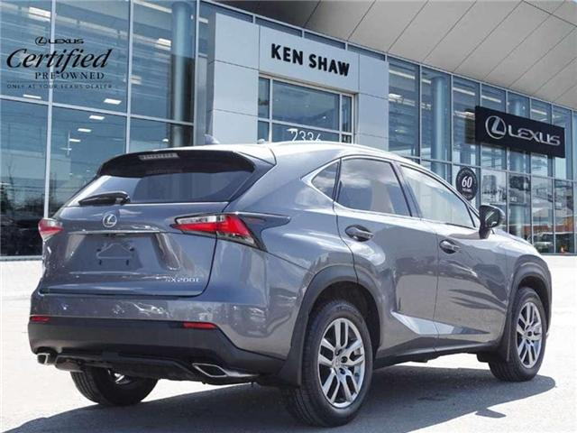 2017 Lexus NX 200t Base (Stk: 15978A) in Toronto - Image 5 of 20