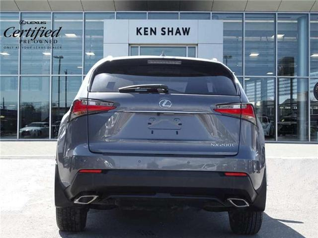 2017 Lexus NX 200t Base (Stk: 15978A) in Toronto - Image 6 of 20