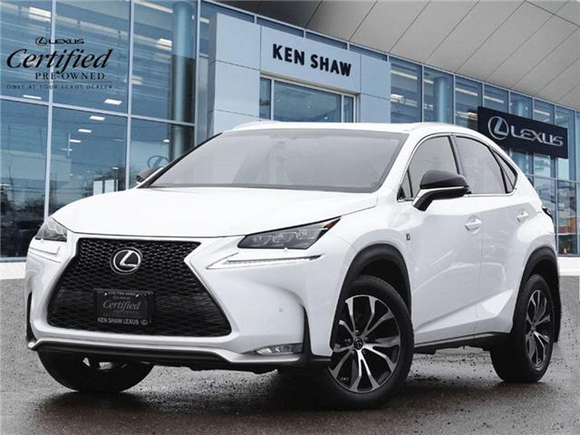 2017 Lexus NX 200t Base (Stk: 15999A) in Toronto - Image 1 of 20