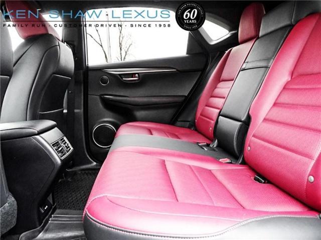 2017 Lexus NX 200t Base (Stk: 15999A) in Toronto - Image 10 of 20
