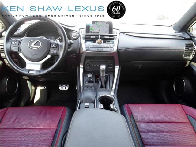 2017 Lexus NX 200t Base (Stk: 15999A) in Toronto - Image 12 of 20