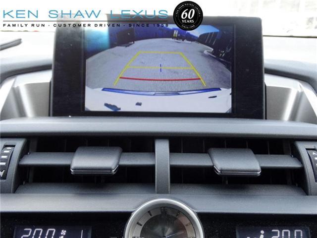 2017 Lexus NX 200t Base (Stk: 15999A) in Toronto - Image 18 of 20