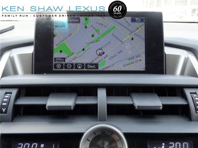 2017 Lexus NX 200t Base (Stk: 15999A) in Toronto - Image 20 of 20