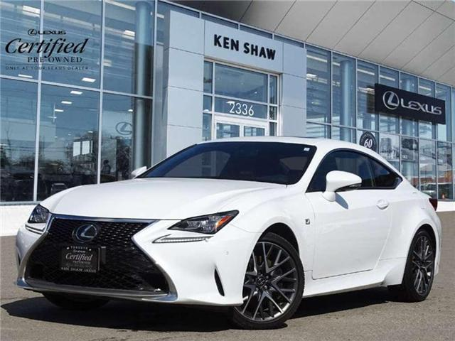 2015 Lexus RC 350 Base (Stk: 15965A) in Toronto - Image 1 of 20