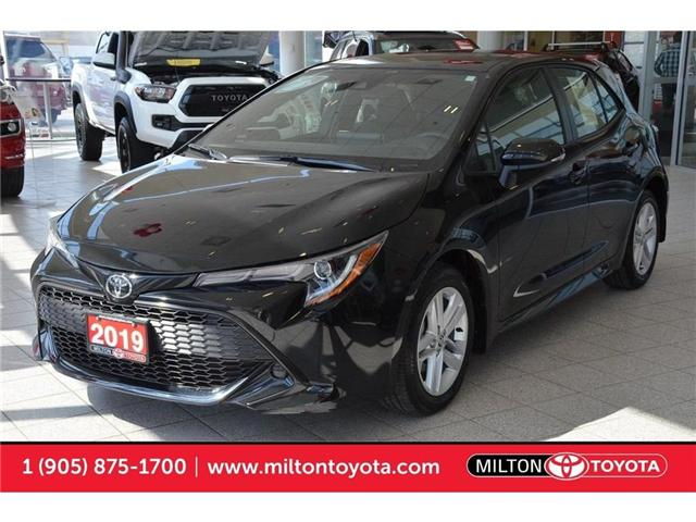 2019 Toyota Corolla Hatchback Base (Stk: 005169) in Milton - Image 1 of 39